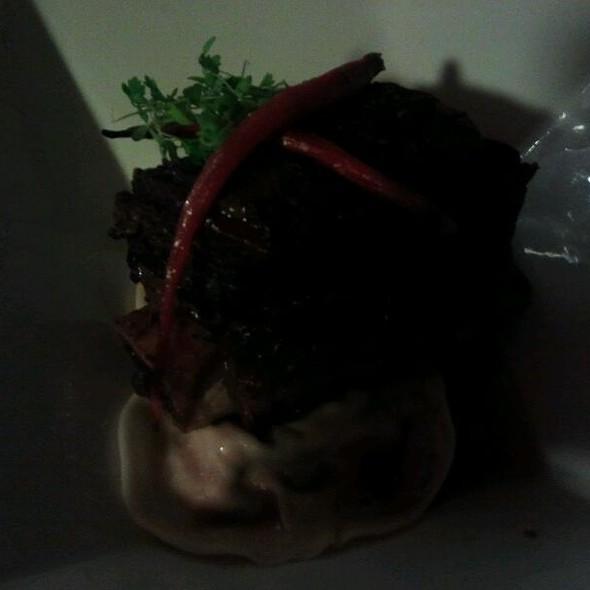 Braised Beef Shortrib @ Peter's Inn