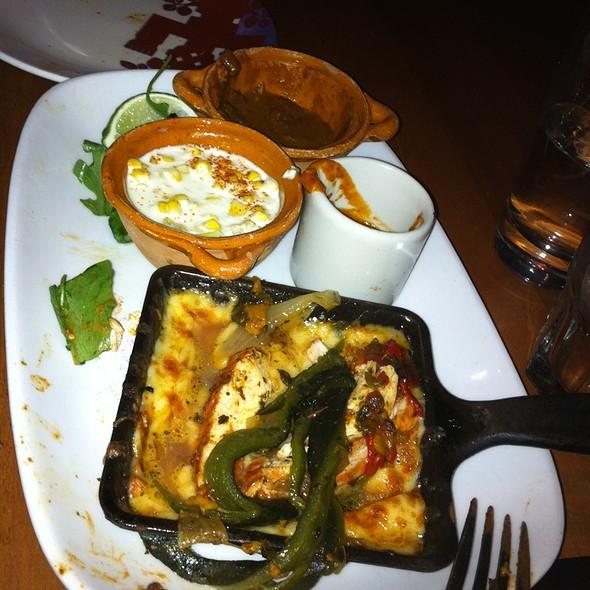 Chicken Tacos @ Rosa Mexicana
