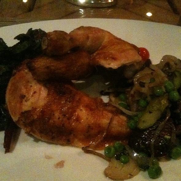 Roasted Half Chicken @ Hilton Waterfront Beach Resort