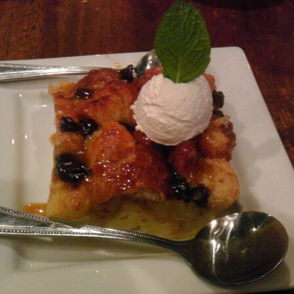 Bread Pudding @ Cantina Texas