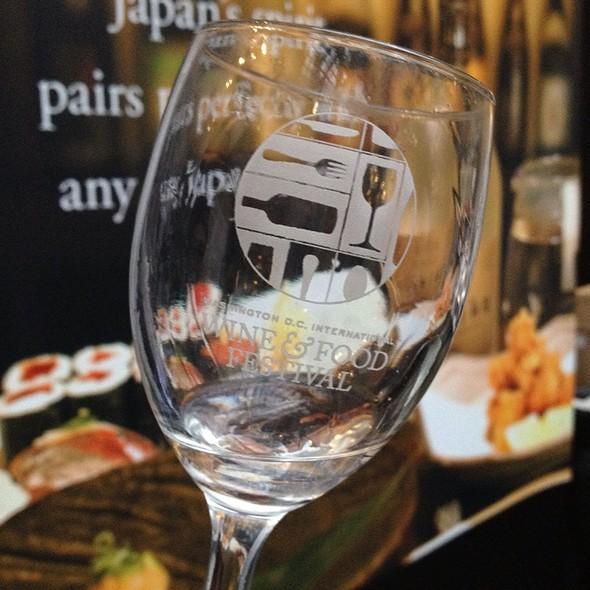 Shochu @ The Washington DC International Wine & Food Festival