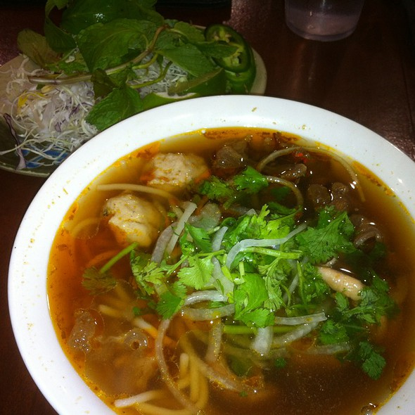 Bun Bo Hue Chinh Goc