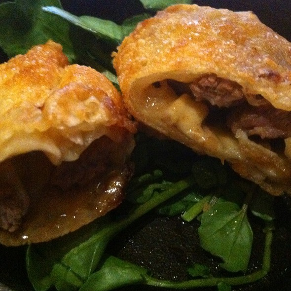 Philly CheeseSteak Rolls @ Southern Hospitality