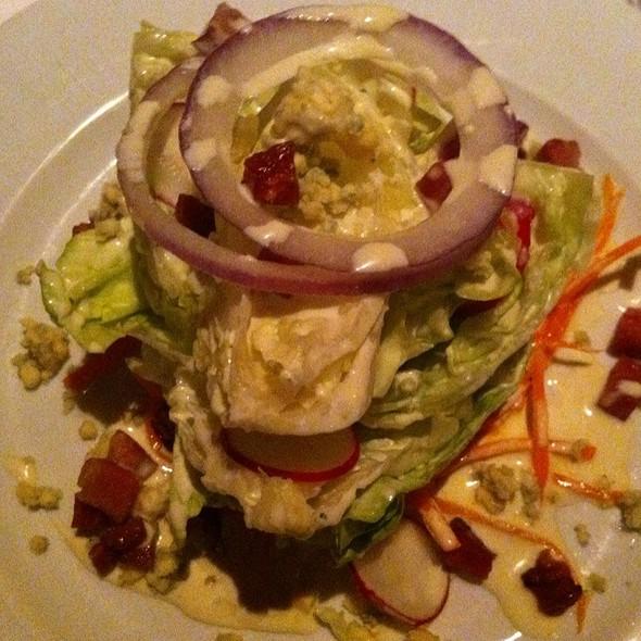 House Salad @ Strip House Steak House