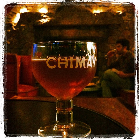 Chimay Ale @ The Grove Hayes Valley