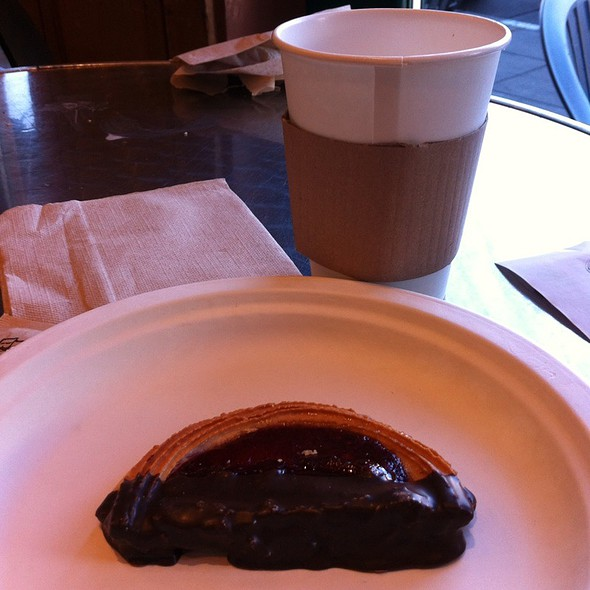 Rassberry Chocolate Dip Cookie @ Caffe Roma