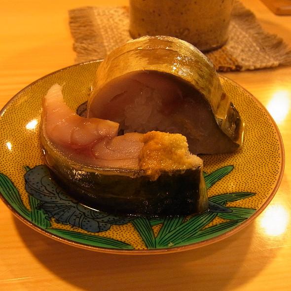 Saba Sushi @ Taheisushi(太平寿し)