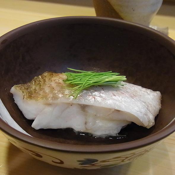 のどぐろ蒸し寿司 @ Taheisushi(太平寿し)