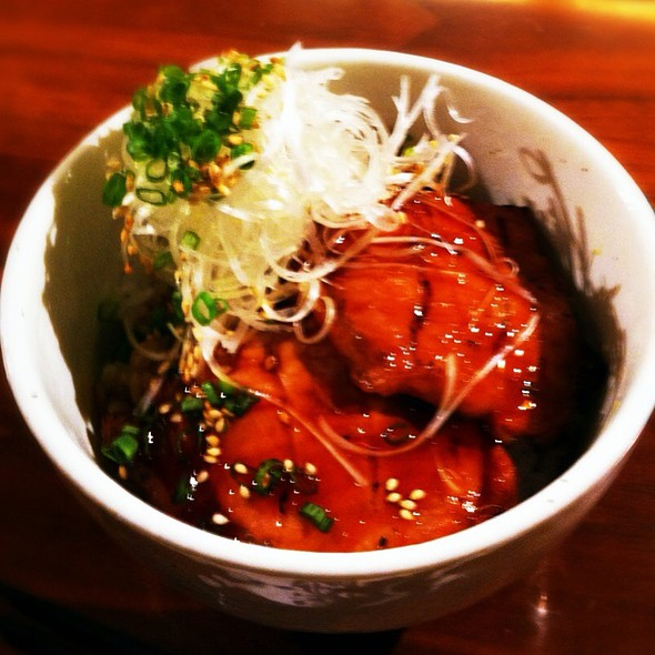 Charcoal Grilled Pork In Sumiyaki Sauce @ Ootoya