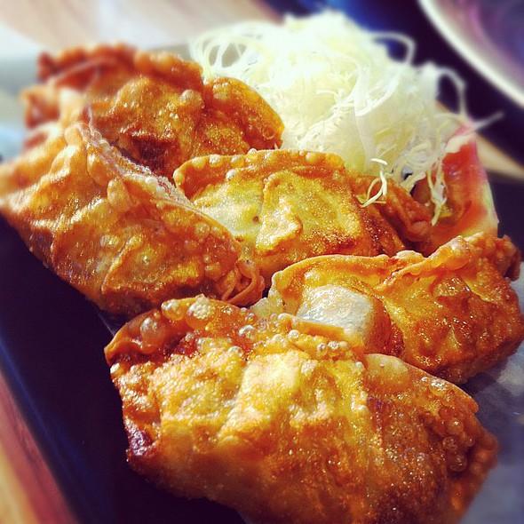 #gyoza #japanese @ Kazokutei Japanese Udon & Soba