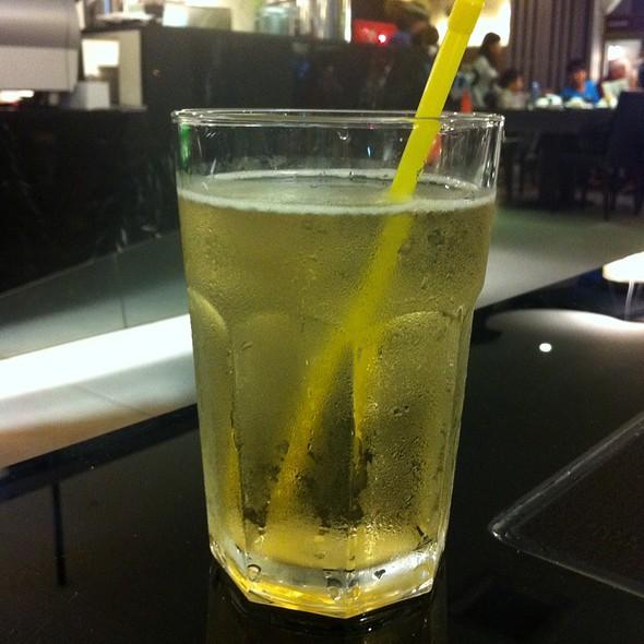 Iced Apple Vinegar