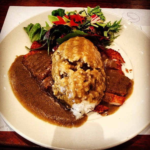 Chicken Katsu Curry Rice @ Wagamama