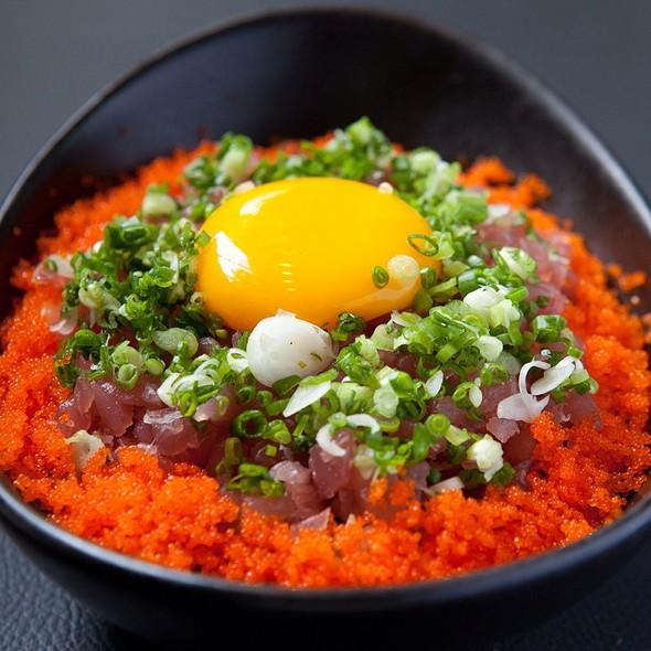 Tamago Sukimi Donburi @ Sakana Sushi&Sashimi