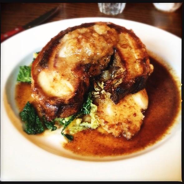 Roast Pork Belly @ The Tommyfield
