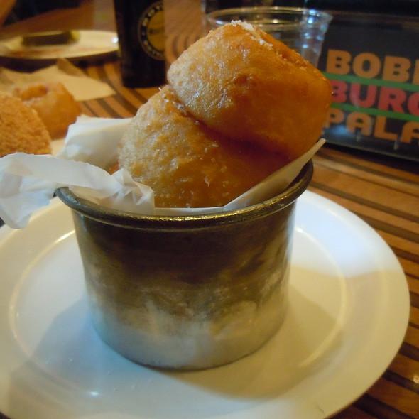 Onion Rings @ Bobby's Burger Palace