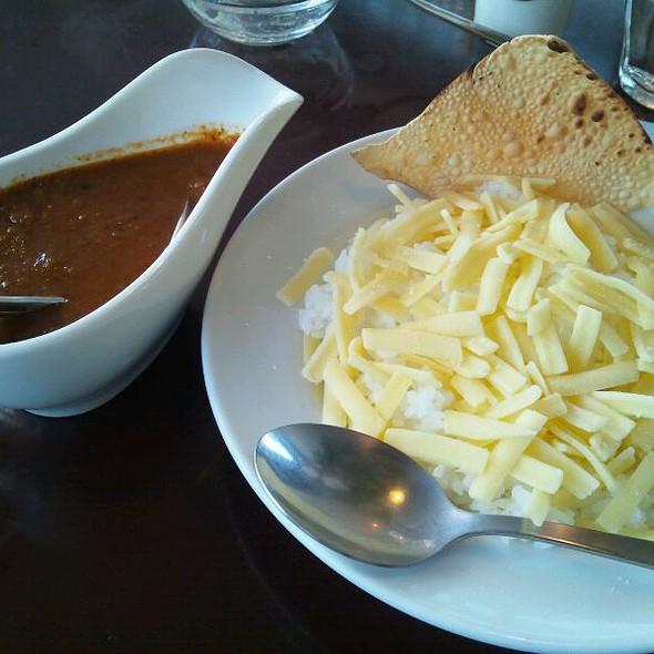 cheese curry @ Cafe HINATA-YA