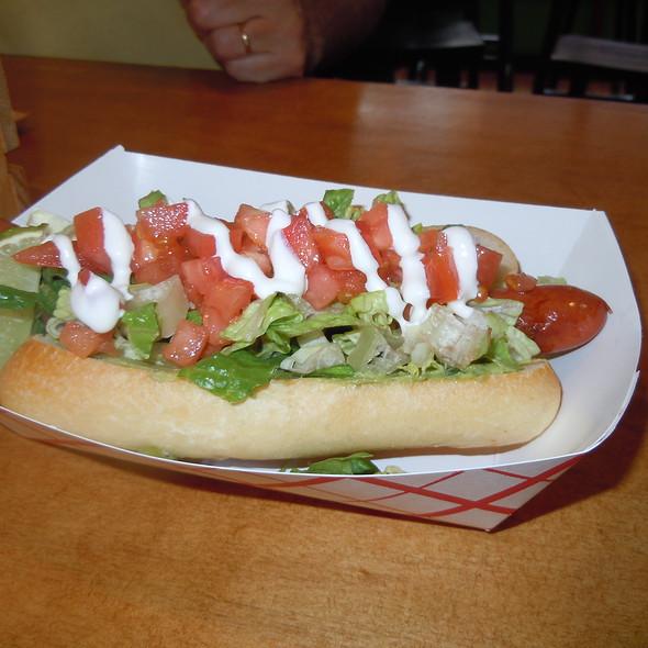 Fiesta Dog @ Hot Diggity!