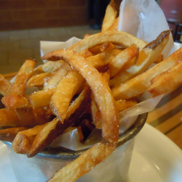 French Fries @ Bobby's Burger Palace