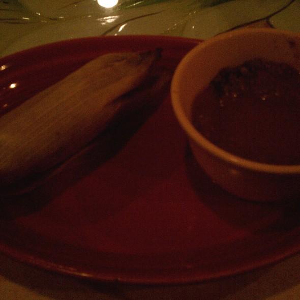 Pork Tamale @ Las Margaritas