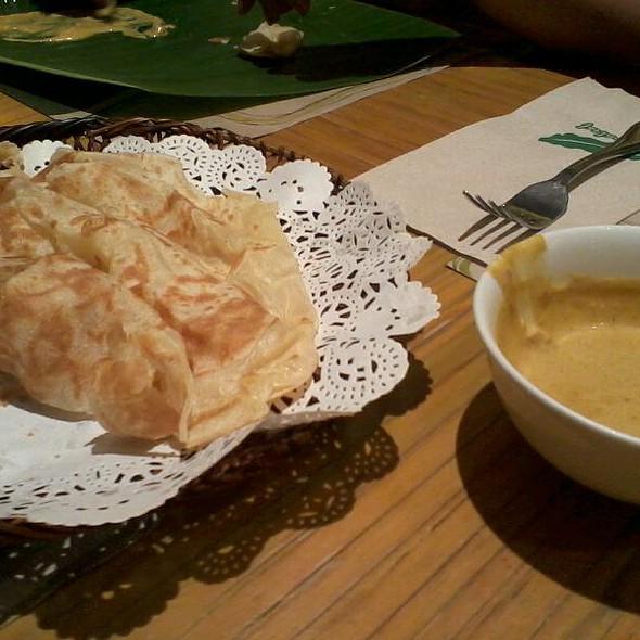 Roti Canai @ Banana Leaf