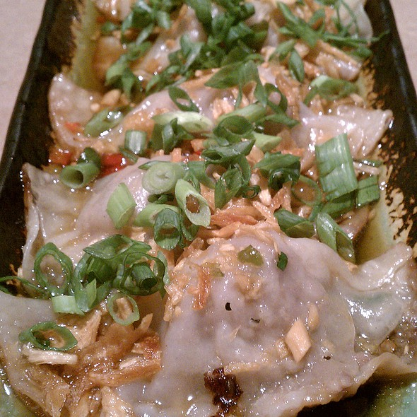 Fried dumplings @ bonefish grill - willow grove