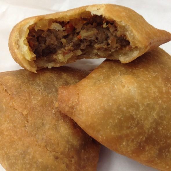 Beef Empanadas @ Goldilock's Bakery & Restaurant