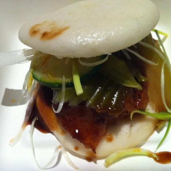 Roast Duck Bun @ FoodParc