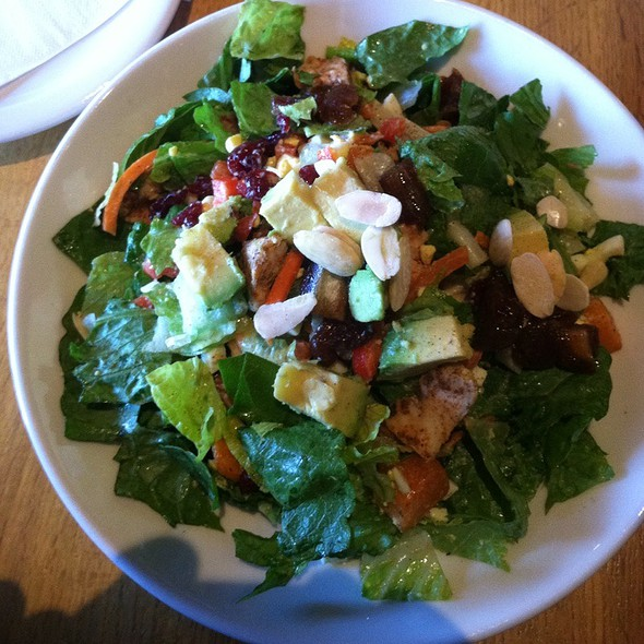 Moroccan Chicken Salad @ California Pizza Kitchen