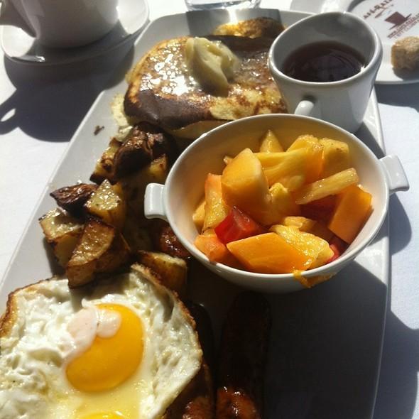 Breakfast Platter - Piacere, San Carlos, CA
