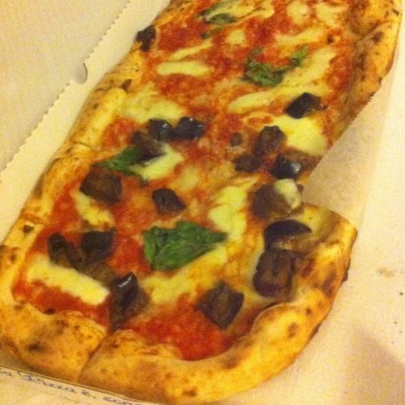 Margherita Pizza - Santore Restaurant, London