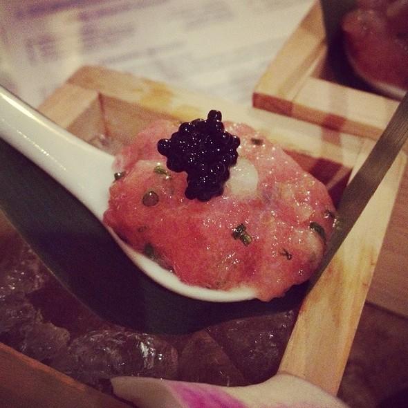 Toro Tartar Bite @ Arami