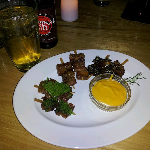 Bacon Flight @ Bar Bar Black Sheep