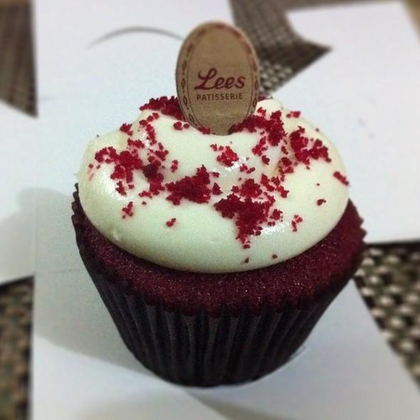 Red Velvet Cupcake @ Less Patisserie