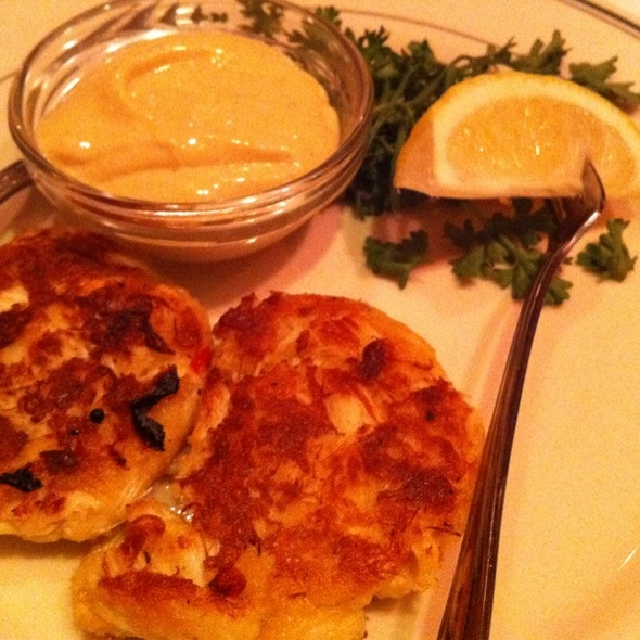 Maryland Style Crab Cakes - Red Tracton's, Solana Beach, CA