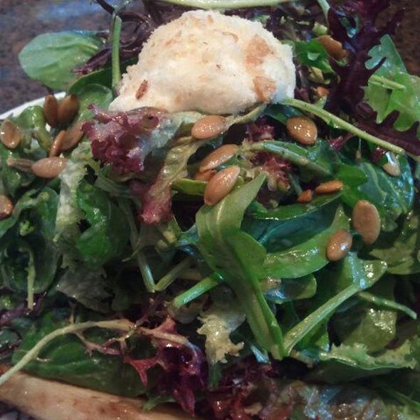 Brunch Salad @ Tuli Bistro & Catering