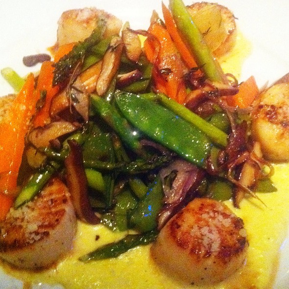 Scallops - Mixto, Philadelphia, PA