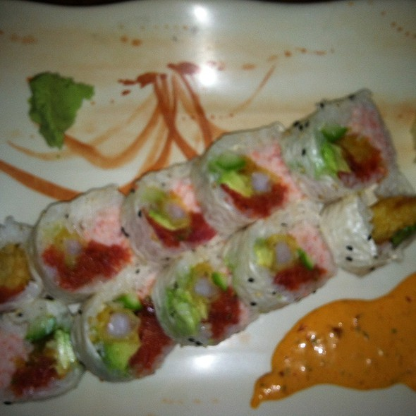 Monsoon Roll @ Monsoon Cafe