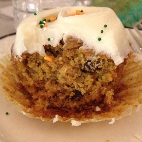 Carrot Walnut Cupcake @ Little Cupcake Bakeshop