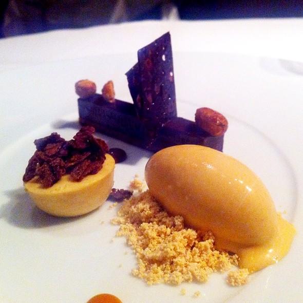 Chocolate Peanut @ Le Bernardin Restaurant