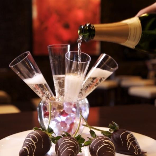 Chocolate Covered Strawberries - WiseGuys Steak & Lounge, Hilton Head Island, SC