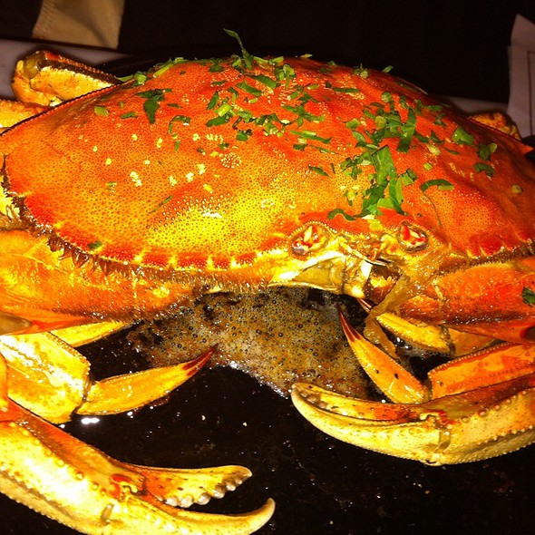 Dungeness Crab @ Crab House At Pier 39