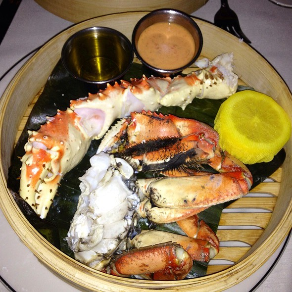 Chandler's Steamer Basket (Crab) - Chandler's Crabhouse, Seattle, WA