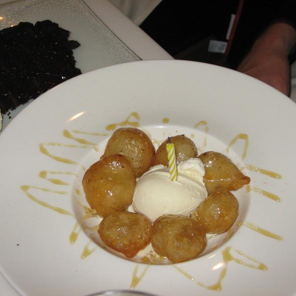 Greek Donuts @ Petros Los Olivos