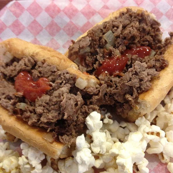 Cheese Steak @ Great Burger