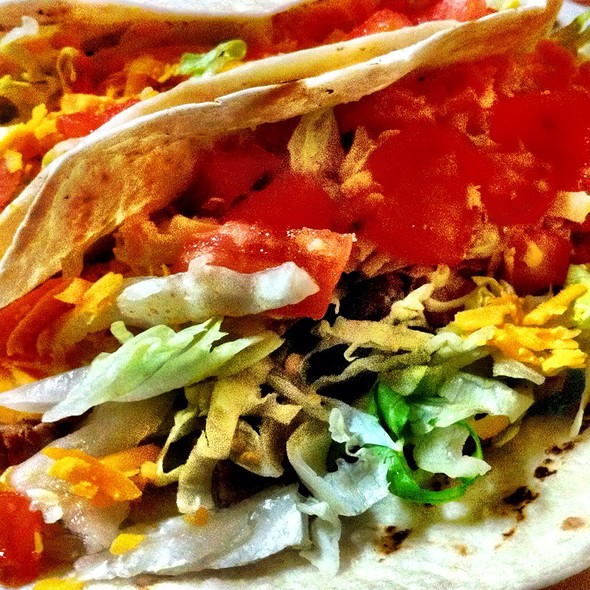 Flank Steak Tacos @ Country Flame