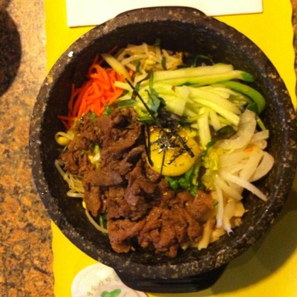 Dolsot Bibimbap - Sapporo Restaurant, Westborough, MA