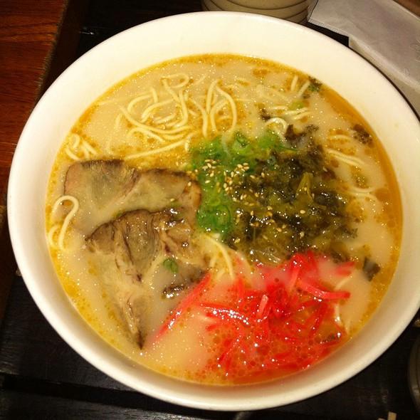 Tonkotsu Ramen @ Yakitori Taisho
