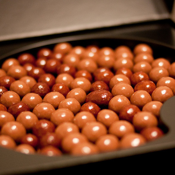 Figs and Milk Chocolate @ Valrhona Inc