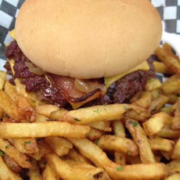 Holy Chuck Burger @ Holy Chuck Burger