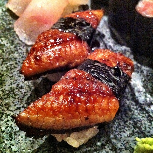 Japanese Anago - Nobu Fifty Seven, New York, NY